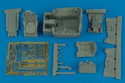 AIRES HOBBY 1/48 F100C SUPER SABRE COCKPIT SET FOR TSM 4456