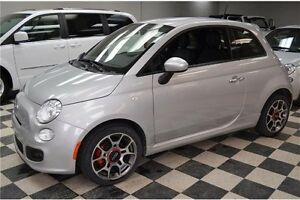 2014 Fiat 500 Sport - Bluetooth***A/C***LOW KMS***Cruise