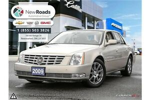 2009 Cadillac DTS Livery FULLY LOADED - ONLY 60km!