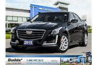 2015 Cadillac CTS 3.6L Luxury CADILLAC CUE WITH NAVIGATION