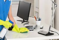 Hardworking Commercial / Office  Cleaning Lady
