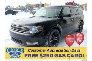2016 Ford Flex SEL Clean Carproof, All Wheel Drive 7-seater