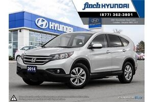 2014 Honda CR-V EX-L London Ontario image 1