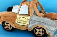 Toutou Cars Tow Mater Plush
