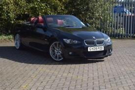 2009 BMW 3 SERIES 330I M SPORT CONVERTIBLE PETROL