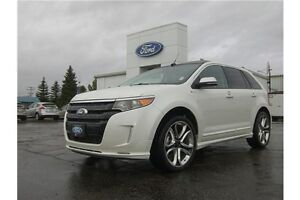 2014 Ford Edge Sport LOW KMS! PST PAID!!
