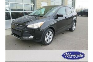 2014 Ford Escape SE LOW KMS, 4WD, BACKUP CAM, NO ACCIDENTS