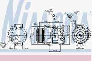 Compresor-Aire-acondicionado-TOYOTA-Nissens-89516