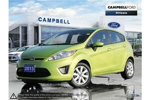 2013 Ford Fiesta SE AUTO--AIR---ONLY 36,000 KMS