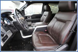 2011 Ford F-150 Platinum/LEATHER/4X4/PWR RUNNING BDS/HEAT&COO... Kitchener / Waterloo Kitchener Area image 18