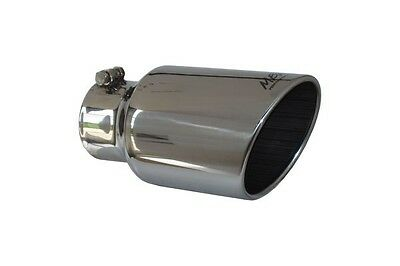 Mbrp Diesel - Diesel Truck MBRP 4in to 6in Rolled End Angled Cut Exhaust Tip T5073 In stock