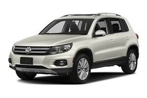 2014 Volkswagen Tiguan Trendline ONE OWNER, BC VEHICLE