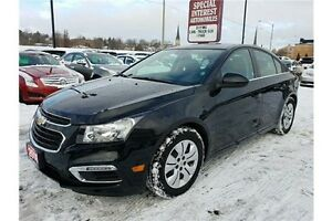2016 Chevrolet Cruze Limited 1LT 1LT !!! LIMITED !!! SUNROOF !!!