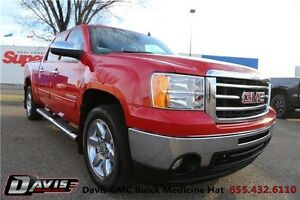 2012 GMC Sierra 1500 SLT *Leather,Loaded*