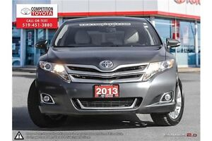 2015 Toyota Venza Base Toyota Certified, One Owner, No Accide... London Ontario image 2