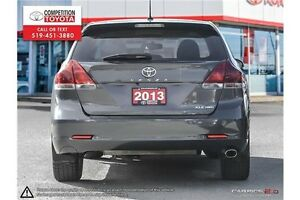 2015 Toyota Venza Base Toyota Certified, One Owner, No Accide... London Ontario image 5