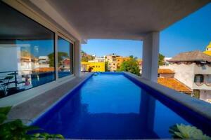 Puerto Vallarta 2 bedroom, 2 bathroom with private pool