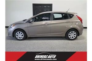2014 Hyundai Accent GL LOW KMS, BLUETOOTH, SMOKE FREE