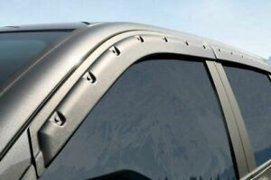 2007-14 Yukon XL Crew Cab Tough Guard Side Window Visors