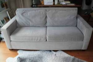 West elm couch - $500