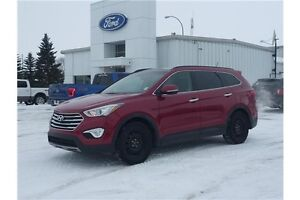 2013 Hyundai Santa Fe XL Limited PST PAID! LOCAL TRADE!