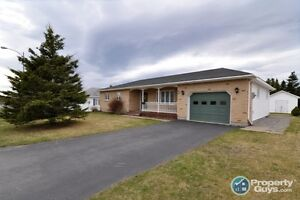 One level living, 3 bed/2.5 bath, attached garage