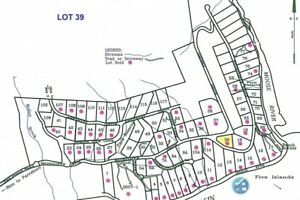 NEW PRICE! Parrsboro - Lot 39 Ocean View Dr, Two Islands