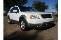 2007 Ford Freestyle SEL Rear DvD, 7 Passenger, Low KM
