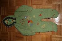 Manteaux vestes pyjamas chauds garçon 12 mois automne / hiver