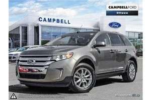 2013 Ford Edge Limited LEATHER=POWER ROOD-AWD-NAVIGATION