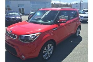 2015 Kia Soul EX Auto Low KM trade in!