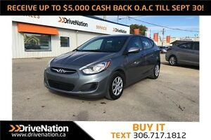 2014 Hyundai Accent GL Great 4 door hatchback!
