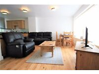 Spacious furnished 2 Bedroom modern town house in Central Hove