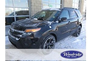 2015 Ford Explorer Sport 3.5L V6, LOADED, NO ACCIDENTS