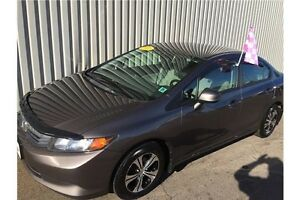 2012 Honda Civic LX GREAT VALUE IN THIS AUTOMATIC SEDAN