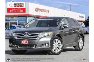 2015 Toyota Venza Base Toyota Certified, One Owner, No Accide...
