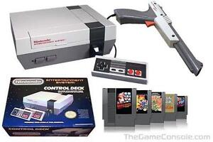 Buying all old and Retro Games, systems, paying cash $$