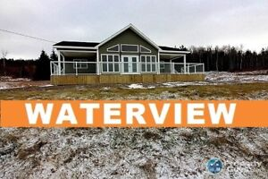 Arisaig - Brand new 3 bdrm WATERFRONT home!
