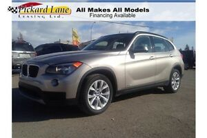 2014 BMW X1 xDrive28i 2014 BMW X1!! LOADED WITH LEATHER INTER...
