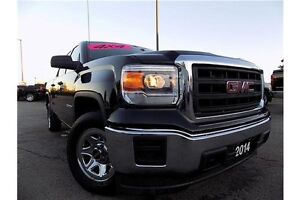 2014 GMC Sierra 1500 Base V6 4X4 | CHROME WHEELS, PWR PKG