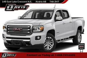 2016 GMC Canyon SLT HEATED SEATS, DRIVER ALERT PACKAGE, BOSE...
