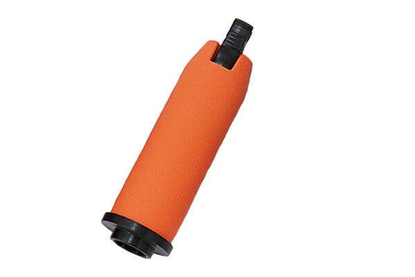 Hakko B3217 Orange Anti-Bacterial Hand Grip for FM-2027