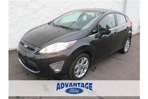 2013 Ford Fiesta Titanium Moonroof.