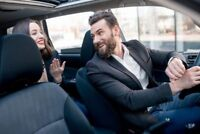 pearson airport to montreal daily express rideshare service