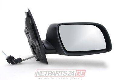 Spiegelglas Außenspiegel-Glas rechts Beifahrerseite für VW Polo 09 6R 06//09 Neu