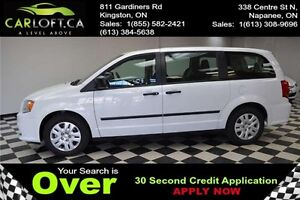 2016 Dodge Grand Caravan CVP - FALL IN LOVE WITH THESE SAVINGS