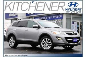 2011 Mazda CX-9 GT GT // AWD // LEATHER // POWER SUNROOF // Kitchener / Waterloo Kitchener Area image 1
