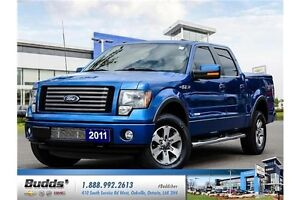 2011 Ford F-150 FX4 SAFETY AND E-TESTED