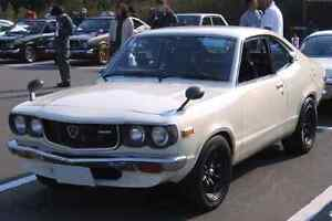 Rx3 savanna/808 coupe WANTED Bayswater Knox Area Preview