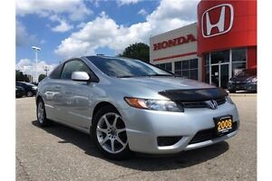 2008 Honda Civic LX CRUISE CONTROL | AIR CONDITIONING